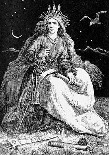 Mountain Lady Iceland