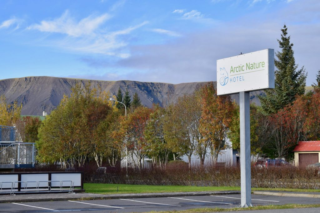 Ingolfsfjall Arctic Nature Hotel Iceland