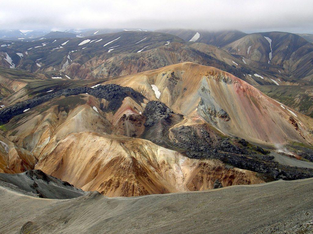 Brennisteinsalda Arctic Nature Hotel Iceland
