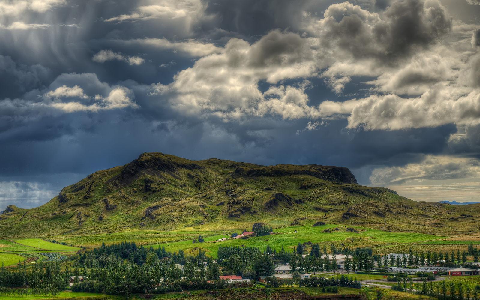Midfell Arctic Nature Hotel Iceland