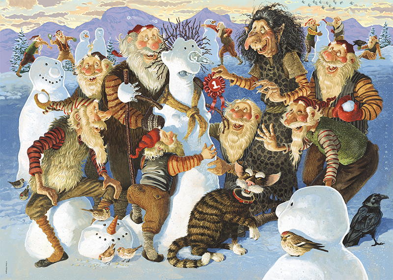 Yule Lads Arctic Nature Hotel